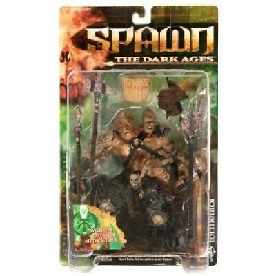 Spawn Serie 14 Dark Ages Viper King Action Figure (japan import)