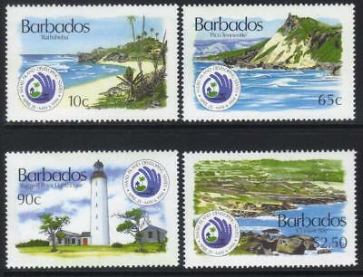 Barbados 1994 First Un Conf On Small Islands Mnh Set Of 4 Cat £10+
