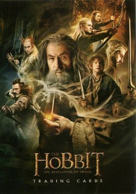 The Hobbit The Desolation Of Smaug Promo Card P1