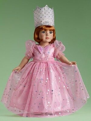 """Tonner 18"""" My Imagination GLINDA THE GOOD WITCH Outfit-NRFB-Fits Many 18"""" Dolls"""