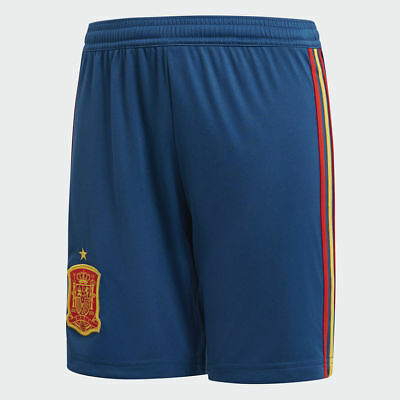 Spain Home Shorts 2018 Size Large