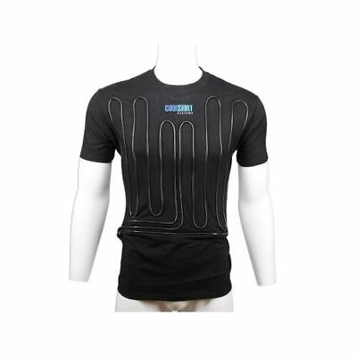 CoolShirt System 1012-2062 Black Cool Water Shirt (XX-Large)