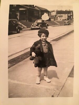 Lot of 12 Original Vintage Photos - Children, 1920's to 1930's (lot G)