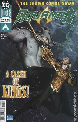 Aquaman (6th Series) #32A 2018 NM