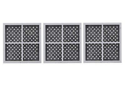 LG LT120F ADQ73214404 Fresh Air Replacement Refrigerator Air Filter 3 Pack New