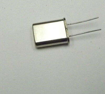 10.245 MHz Crystal HC-49/u New wire lead for Galaxy Radios