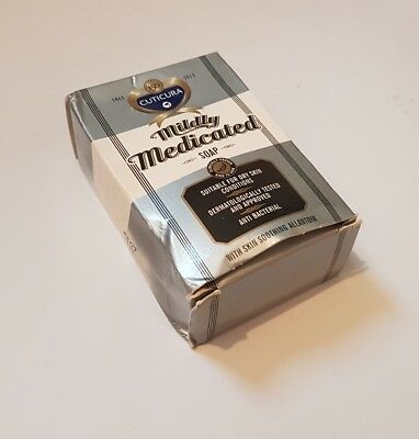 Cuticura Mildly Medicated Soap 100g box is damage