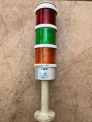 Sirena Stack Light Tws Series 24V Red, Green & Yellow