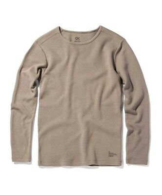 Outerknown Nomadic Thermal Top Mens in Driftwood