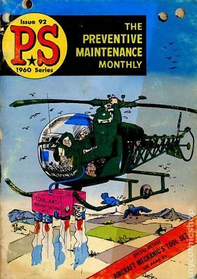 PS The Preventive Maintenance Monthly #92 1960 FN 6.0