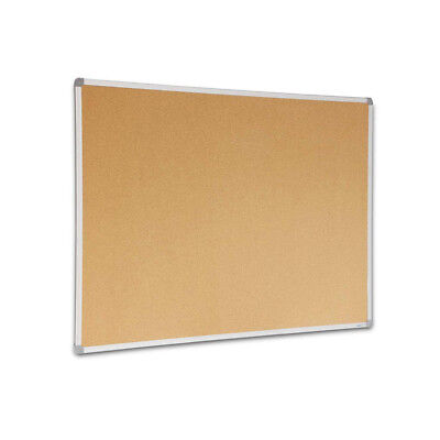 New Office Corporate Commercial Corkboards Pinboard Cork Board Aluminium frame