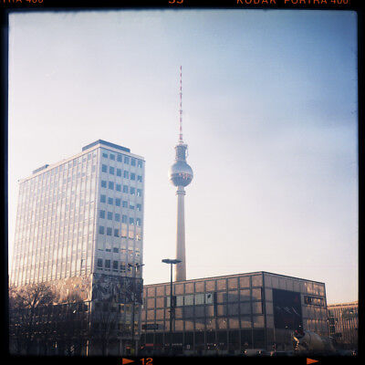 "Florian Reischauer's ""Pieces of Berlin"" Edition 2/10, 30x30cm, C-Print"