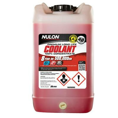 Nulon Nulon Red Long Life Concentrated Coolant 20L RLL20 Free Shipping!