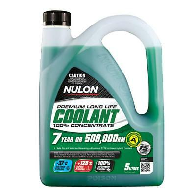 Nulon Nulon Long Life Concentrated Coolant 5L LL5 Free Shipping!