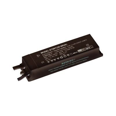 12V transformer 20W - 60W dimmable