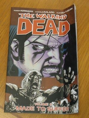 Walking Dead Made To Suffer Volume 8 Image Kirkman (Paperback)< 9781582408835