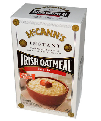 New Mccann's Irish Oatmeal Instant Oat Meal Cereals & Breakfast Foods Healthy