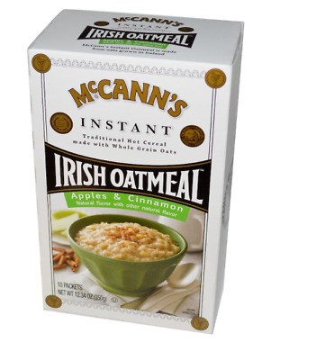 New Mccann's Irish Oatmeal Quick & Easy Cuts Cereals & Breakfast Foods Healthy