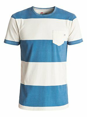 Quiksilver™ Maxed Out Hero - Pocket Tee - Men - S - Blue