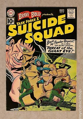 Brave and the Bold (1st Series DC) #37 1961 VF+ 8.5
