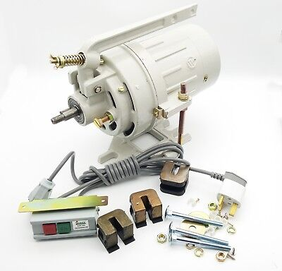 Speed Clutch Industrial Sewing Machine Motor