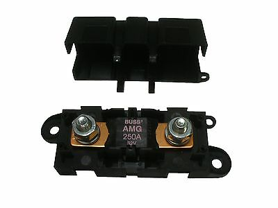 Littelfuse Mega AMG Fuse Holder 500 AMP Main Battery Alternator
