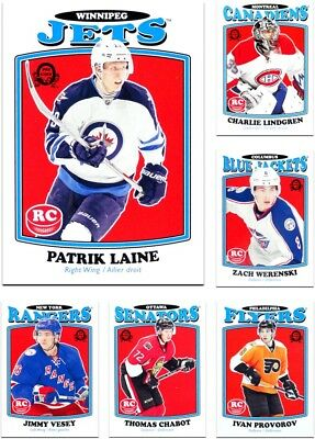 2016-17 OPC Retro ROOKIES **** PICK YOUR CARD **** From The Parallel SET