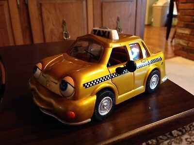 CHEVRON CARS LIMITED EDITION TAYLOR TAXI - great condition