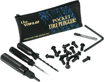 Stop & Go Pocket Tire Plugger for Tubeless Tires 1000