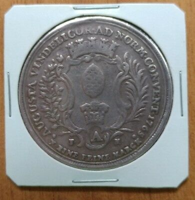 Germany 1765 Augsburg Convention Thaler