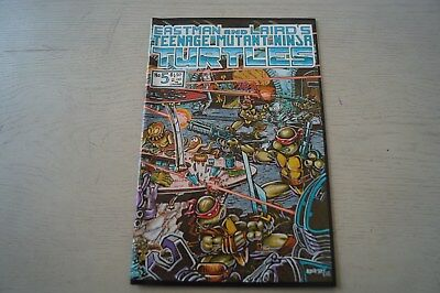 Teenage Mutant Ninja Turtles #5 (Nov 1987, Mirage) * 1st print * VF