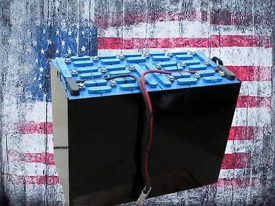 Refurbished 18-125-17 36V Industrial Forklift Battery 1 year warranty
