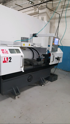 2015 Haas TL2 CNC Lathe, Only 2000Hrs. Very Clean.
