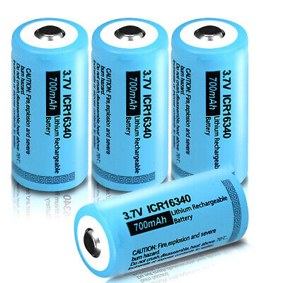 2x PKCELL 18650 Li-ion Rechargeable Battery 3.7v 2200mAh & Charger & AU Adapter