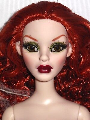 "Tonner Wilde - NUDE Christmas in Ipswich Parnilla 18"" Evangeline Ghastly Doll"