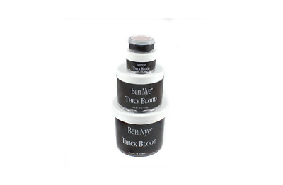 Ben Nye Thick Blood 0.5oz / 1oz / 6oz / 16oz Choose New