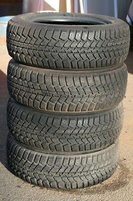Set of 4 Marshal I'Zen WIS KW19 215/60/R16 with 99% Tread