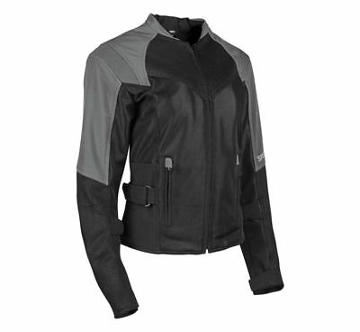 Speed and Strength Women's Sinfully Sweet Mesh Jacket Silver XS *1101-1202-0851