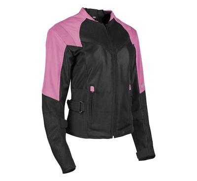 Speed and Strength Women's Sinfully Sweet Mesh Jacket Pink XL *1101-1202-0755