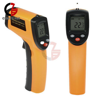 Non-Contact LCD IR Laser Infrared Digital GM320 Temperature Thermometer Gun