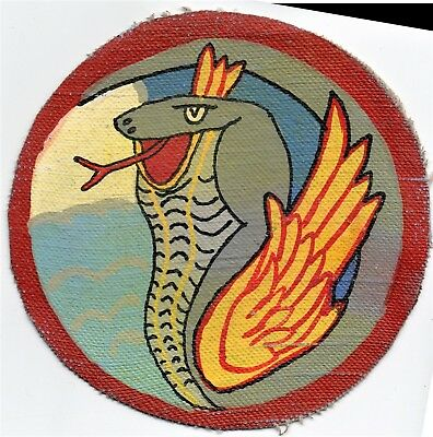 WWII era 353rd Fighter Squadron RKO Studio Patch