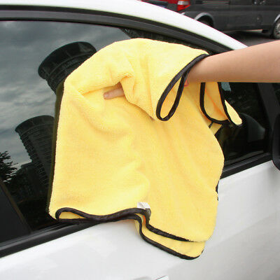 New 92*56cm Car Wash Super Absorbent Drying Towel Microfiber Cloth Cleaning Tool
