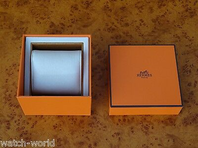 HERMES Box (Ecrin) for Watches (Montres) -  NEW and Genuine !