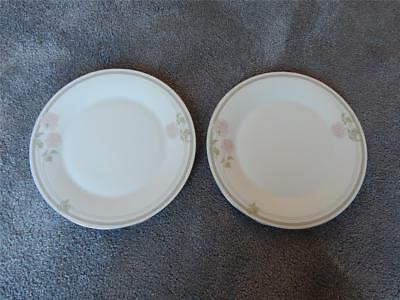 Royal Doulton Twilight Rose 2 x Dinner plates.  qty 2 First Quality. H5096