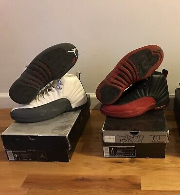 3542e45ba94645 LOT OF 2PAIR Air Jordan 12 OG colors Free Shipping -  575.00