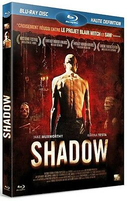Shadow BLU RAY NEUF SOUS BLISTER HORREUR Entre le PROJET BLAIR WITCH et SAW
