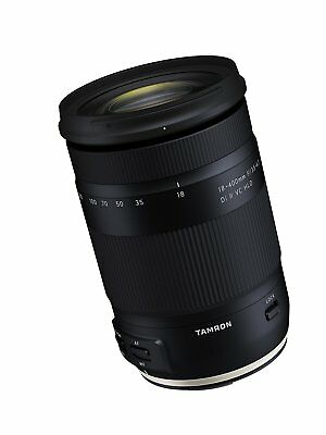 Tamron 18-400mm F/3.5-6.3 Di II VC HLD Lens for Canon DSLRs B028E Open Box Demo