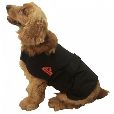 Techniche ThermaFur Heating Dog Coat (Extra Large) 100% Polyester Fleece