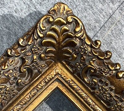 "4.75"" Picture Frame antique Gold Bronze museum Oil Painting frames4art 256G"