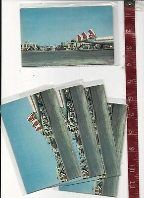 Vintage Lot 5 Cleveland Ohio Hopkins Airport  standard size FREE SHIPPING #2